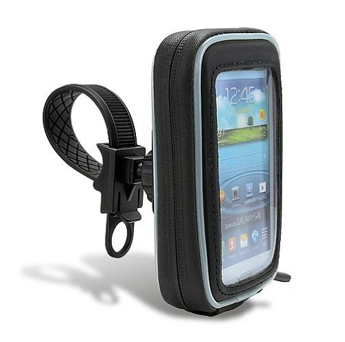 Smartphone Strap Mount with Water-Resistant Case