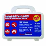 Ready America 74016 Industrial First Aid Kit, 122-Piece by Ready America