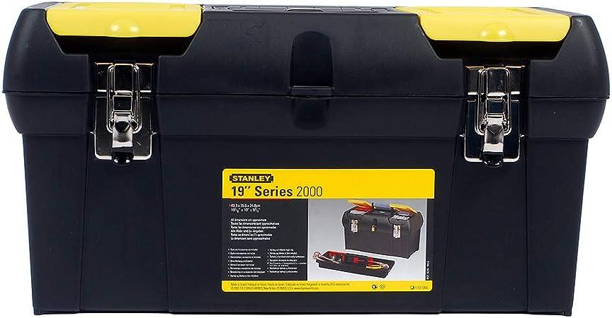 STANLEY 1-92-066 - Caja de herramientas Milenium, 48.9 x 26 x 24.8 ...