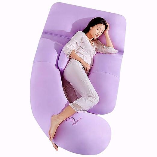 Almohada For Mujeres Embarazadas Algodón Cojín For Levantar ...