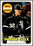 2018 Topps Heritage High Number Baseball #530 Trayce Thompson Chicago White Sox Official MLB Trading Card
