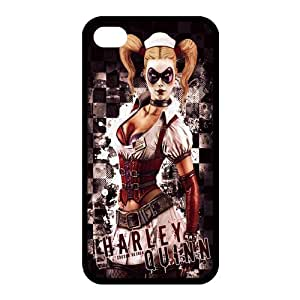 Customize Your Own Design Apple iphone4 4S Back Case Joker Harley Quinn JN4S-1648