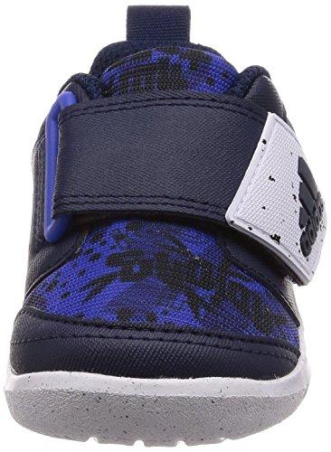 adidas Unisex-Kinder Fortaplay AC I Fitnessschuhe blau (Azalre / Maruni / Ftwbla 000)