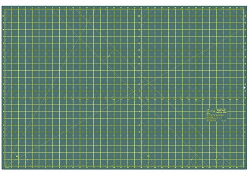 Sew Easy ER4090 Self-Healing 2-Sided Cutting Mat Imperial/Metric Grid 900x600mm by Sew Easy