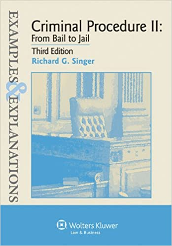 Free examples explanations: criminal procedure: the constitution an….