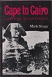 Cape to Cairo, Mark Strage, 0151154503