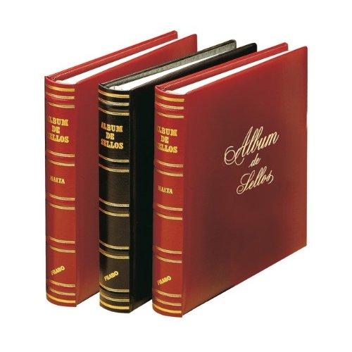 ALBUM DE SELLOS IMITACION PIEL CON CAJETIN FILABO - PAISES: Amazon.es: FILABO: Libros