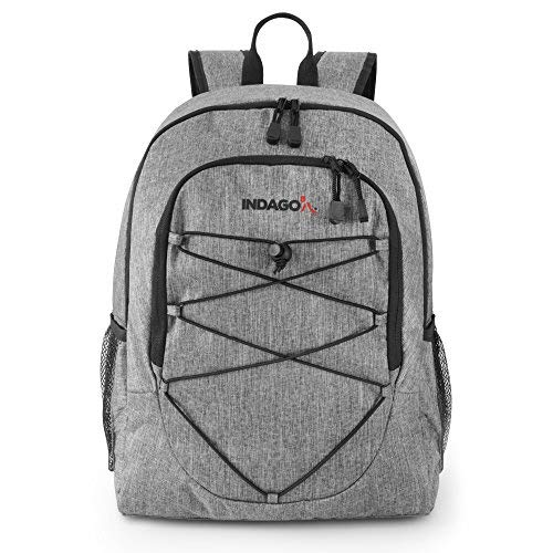 Indago8 Insulated Soft Backpack Cooler - Lightweight Bag for Men & Women. Ideal for Camping, Hiking, Picnics & Day Trips