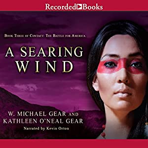 A Searing Wind Audiobook