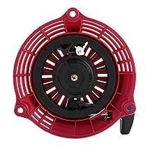 Qiilu Recoil Starter Pull Start Assembly for Honda GC135 GC160 GCV135 GCV160 EN2000 Generators Recoil Springs