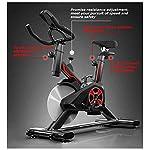 WANXJM-Spin-Bike-per-Ciclismo-al-Coperto-Professionale-Ultra-Silenzioso-Regolabile-Esercizio-Domestico-Bicicletta-Sport-Attrezzature-per-Il-Fitness-Dispositivo-di-Allenamento-di-Aerobica