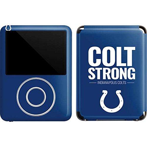 Indianapolis Colts iPod Nano (3rd Gen) 4GB&8GB Skin - Indianapolis Colts Team Motto | NFL X Skinit - Indianapolis Case Nano Ipod Colts