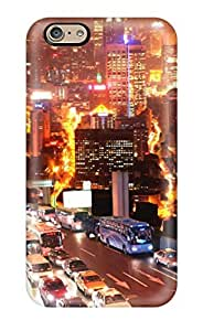 Awesome Urban Nights Flip Case With Fashion Design For Iphone 6