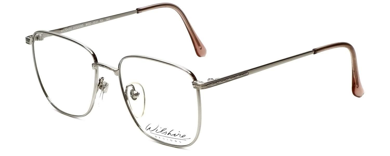 1eda4ea9dd2 Amazon.com  Wilshire Designer Reading Glasses Mod-1221 in Silver 50mm   Health   Personal Care