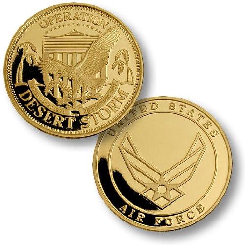 Desert-Storm-USAF-Seal-MerlinGold-Challenge-Coin