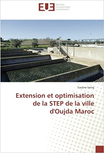 Livre gratuits Extension et optimisation de la STEP de la ville d'Oujda Maroc pdf