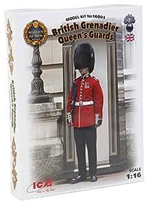 ICM16001 1/16 British Queen's Guards Grenadier