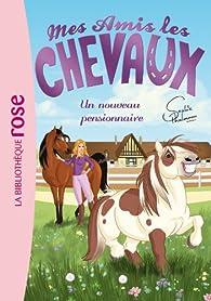 Mes amis les chevaux, tome 1 : Un nouveau pensionnaire par Sophie Thalmann