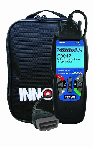 INNOVA 3150 Diagnostic Scan Tool/Code Reader with ABS/SRS for OBD2 Vehicles