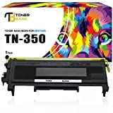 Toner Bank Compatible Toner Cartridge Replacement for Brother TN350 DCP-7020 MFC-7820N HL-2040 MFC-7420 HL-2030 HL-2070N DCP7020 HL2040 Black