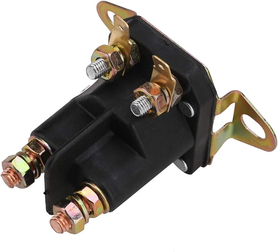 12V Starter Solenoid Replace 784-1221-210 DC Contactor 4 Terminal Winch Relay