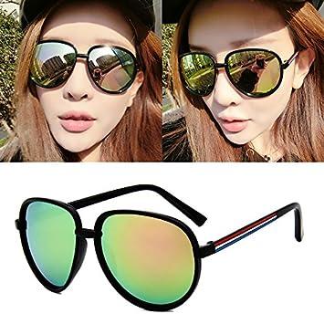 Gafas de sol, damas, gafas de sol, las mareas, las caras ...