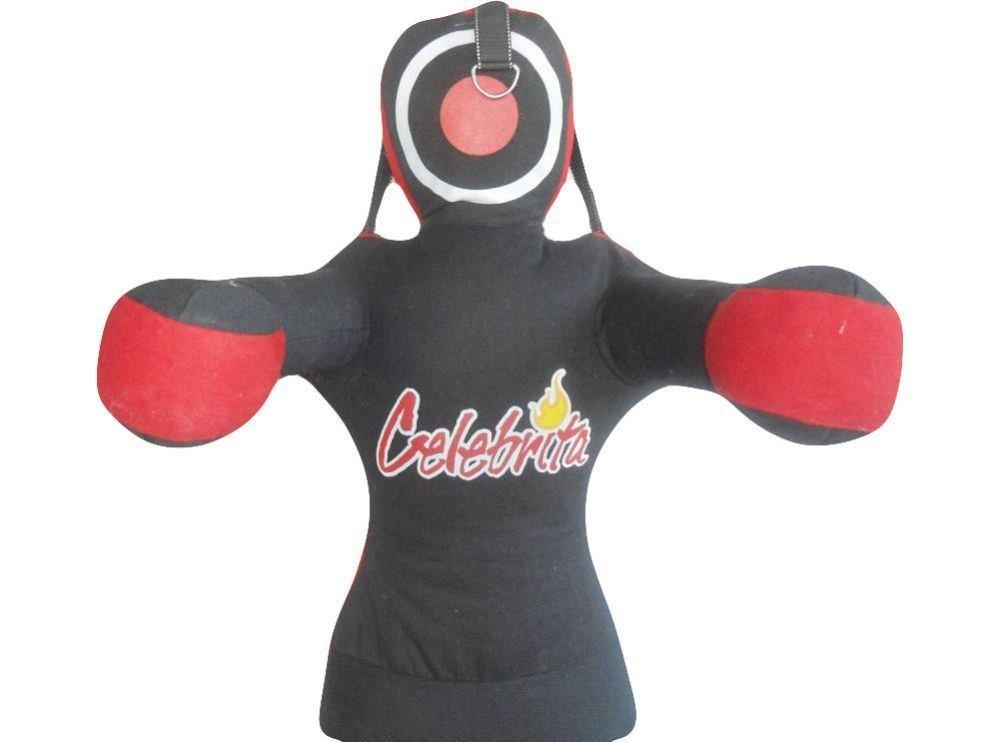 Celebrita MMA Judo Grappling Dummy w mani aperte e 3 cinghie sulla testa e spalla