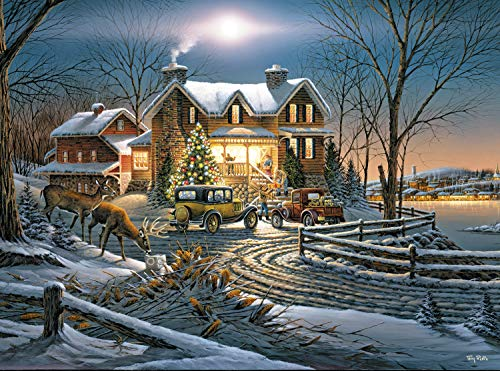 Buffalo Games - Terry Redlin - and Crown Thy Good with Brotherhood - 1000 Piece Jigsaw Puzzle