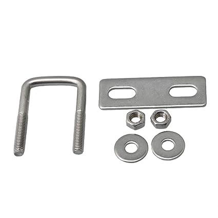BQLZR - Pernos cuadrados de acero inoxidable con tuercas de ...