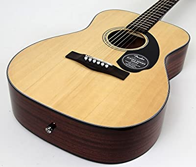 Fender CC-60S Acoustic Guitar by Fender