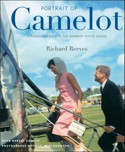 Day Portrait (Portrait of Camelot: A Thousand Days in the Kennedy White House)