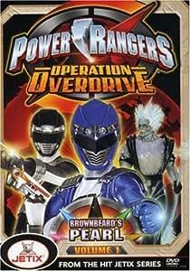 Power Rangers: Operation Overdrive Volume 1 - Brownbeard's Pearl
