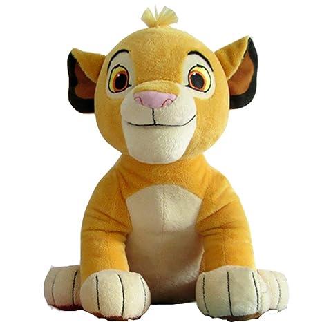 EASTVAPS 26cm Simba El Rey León Juguete de Peluche Animal ...