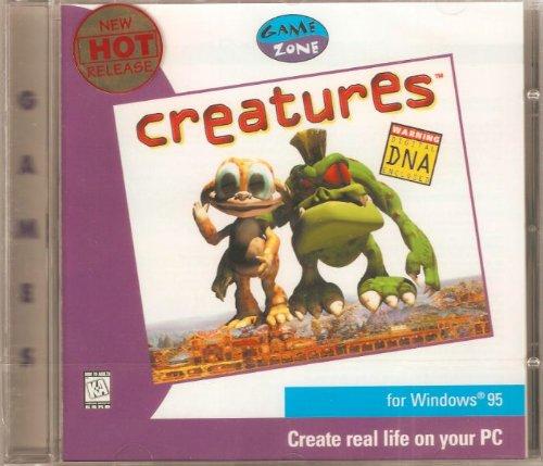 Creatures 1 (PC CD) Jewel Case Edition ()