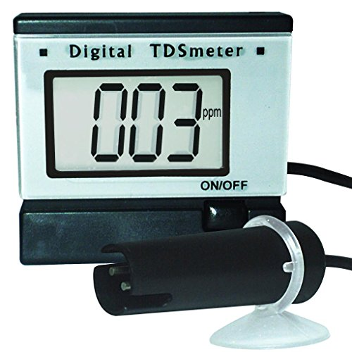 Total Dissolve Tester Digital 1999ppm TDS Meter by Gain Express