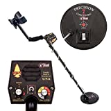 "Tesoro Mojave Metal Detector with New Precision 7"" Concentric Search Coil Review"