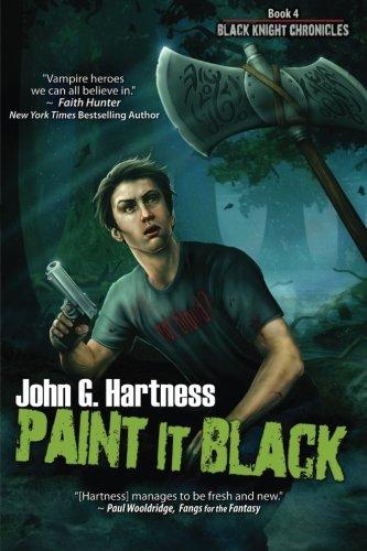 Paint it Black: The Black Knight Chronicles (Volume 4)