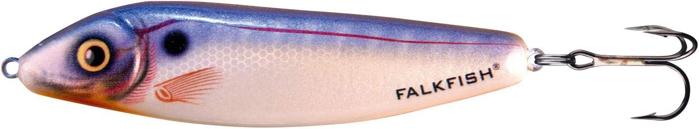 Falkfish Sp/öket K/üstenwobbler f/ür Lachs und Meerforelle