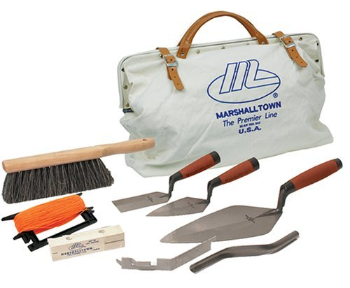 MARSHALLTOWN The Premier Line BTK1 Brick Tool Kit by Marshalltown