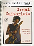 img - for learn guitar fast great guitarists influences techniques and tips by cliff douse, douglas noble and julia rolf by cliff douse douglas noble julia rolf (26-Jun-1905) Spiral-bound book / textbook / text book