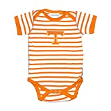 Tennessee Volunteers Striped NCAA College Newborn Infant Baby Creeper (0-3 Months)