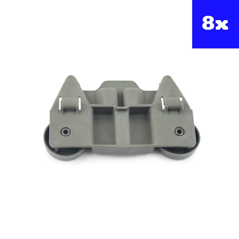 Dishwasher Dishrack Rack Roller For Whirlpool W10195417 WPW10195417 AP4538395