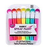 Tulip Permanent Fabric Spray Paint, 7