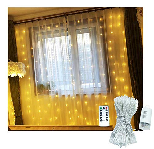 Indoor Led Curtain Lights in US - 3