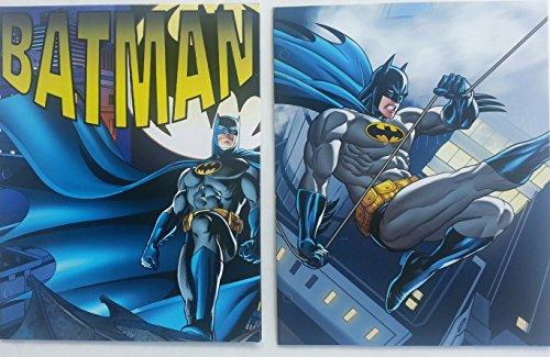Batman Portfolio Folders -Pack of 2 (Folder Marvel Comics)