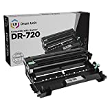 LD © Compatible with Brother DR720 Laser Cartridge Drum Unit (DR-720) for use in Brother DCP 8110DN, 8150DN, 8155DN, HL 5440D, 5450DN, 5470DW, 5470DWT, 6180DW, 6180DWT, MFC 8510DN, 8710DW, 8810DW, 8910DW Printers