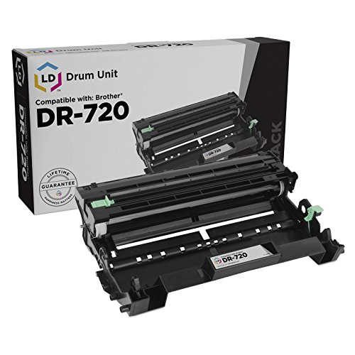High Yield Drum Unit - LD Compatible Laser Drum Unit Replacement for Brother DR720
