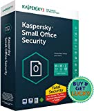 Kaspersky Small Office Security Latest Version- 15 PCs + 2 File Server + 15 Mobile Devices 1 year (CD)