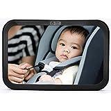 [2016 Model] Back Seat Mirror - Rear View Baby Car Seat...