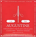 best seller today AUGUSTINE CLASSIC-RED MEDIUM TENSION...